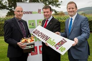 Minister Kelly Launches brownbin.ie