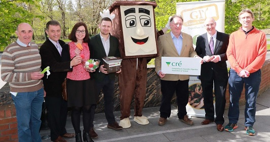 Cré Partnership with GIY Ireland